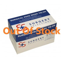Surgical Face Masks - Tie