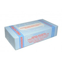 NITRILE Blue Powder Free - SINGLE BOX